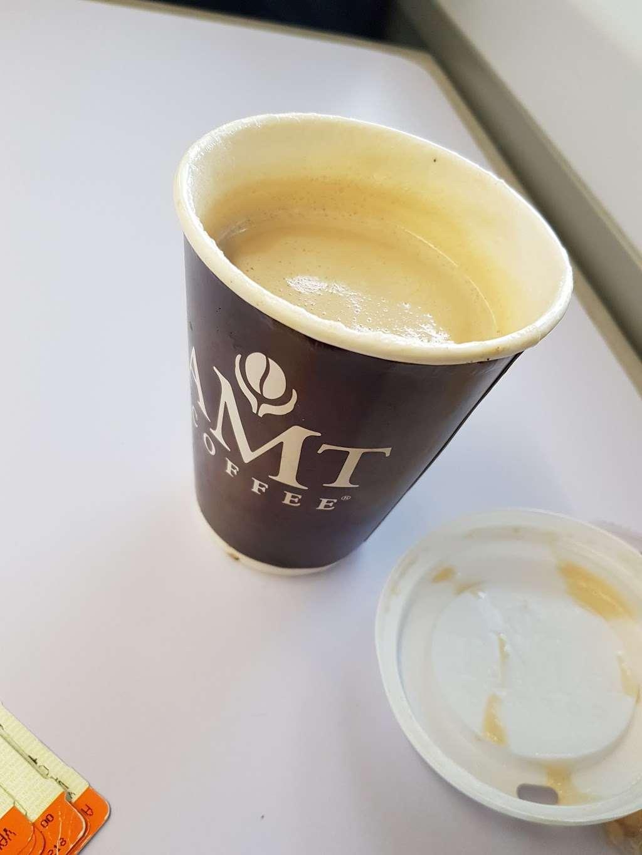 AMT Coffee - cafe  | Photo 4 of 10 | Address: Euston Rd, Kings Cross, London N1C 4QP, UK | Phone: 020 3772 4000