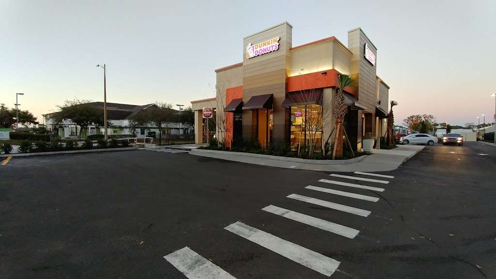 Dunkin's donuts - cafe  | Photo 5 of 7 | Address: 3011 Cathy Street, Florida 32839, USA