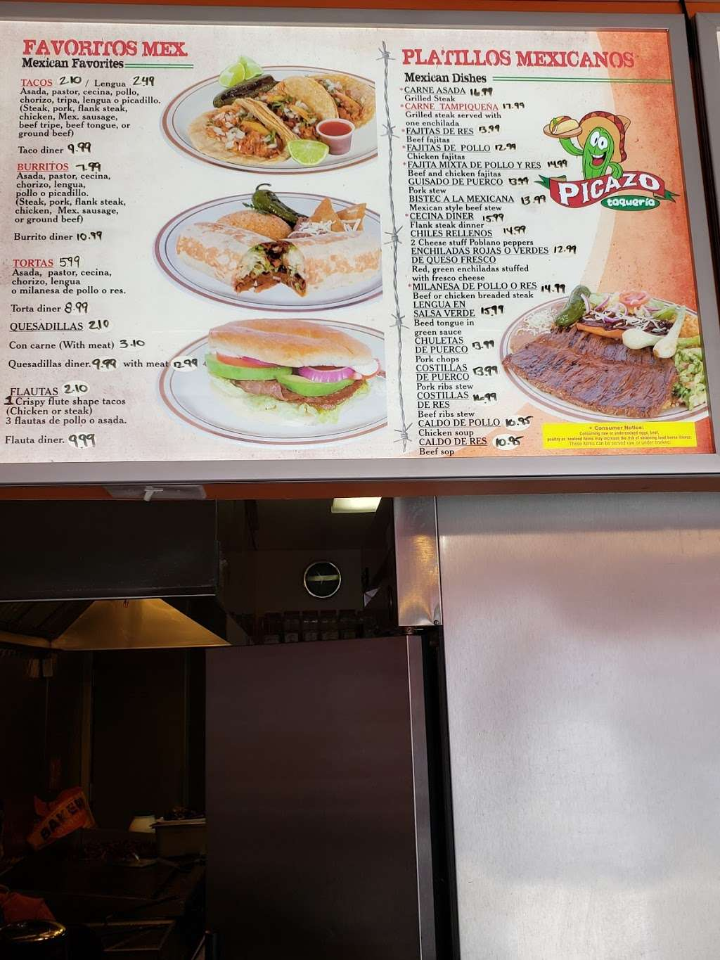 Taquería Picazo - restaurant  | Photo 9 of 9 | Address: 9710 S Commercial Ave, Chicago, IL 60617, USA | Phone: (773) 221-5743