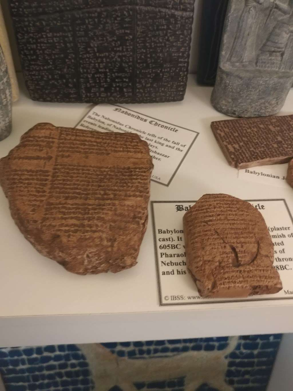 Bible History Exhibits - museum  | Photo 6 of 10 | Address: 2827 Lincoln Hwy E, Ronks, PA 17572, USA | Phone: (717) 288-2279