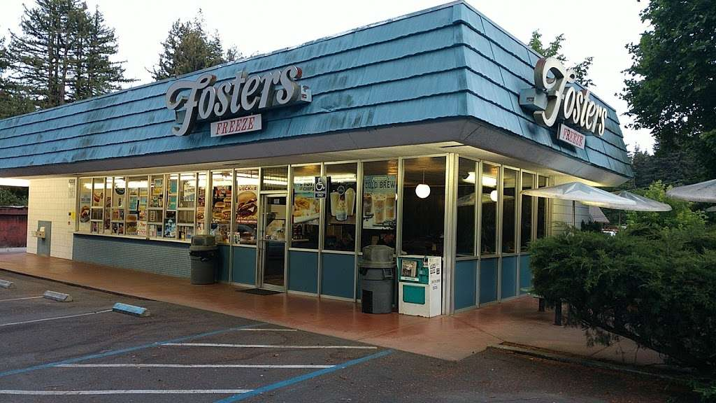 Fosters Freeze - store  | Photo 2 of 10 | Address: 110 Mountain St, Boulder Creek, CA 95006, USA | Phone: (831) 338-3022
