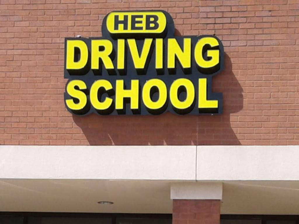 HEB Driving School - school  | Photo 1 of 1 | Address: 505 N Industrial Blvd Ste 500, Bedford, TX 76021, USA | Phone: (817) 786-8043
