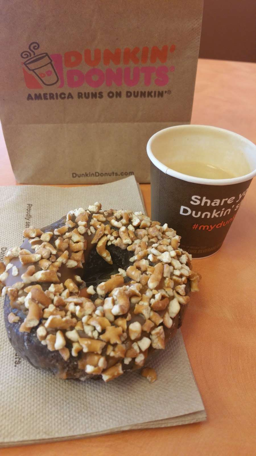 Dunkin - bakery  | Photo 9 of 10 | Address: 1200 Nanticoke Rd, Salisbury, MD 21801, USA | Phone: (410) 630-8260