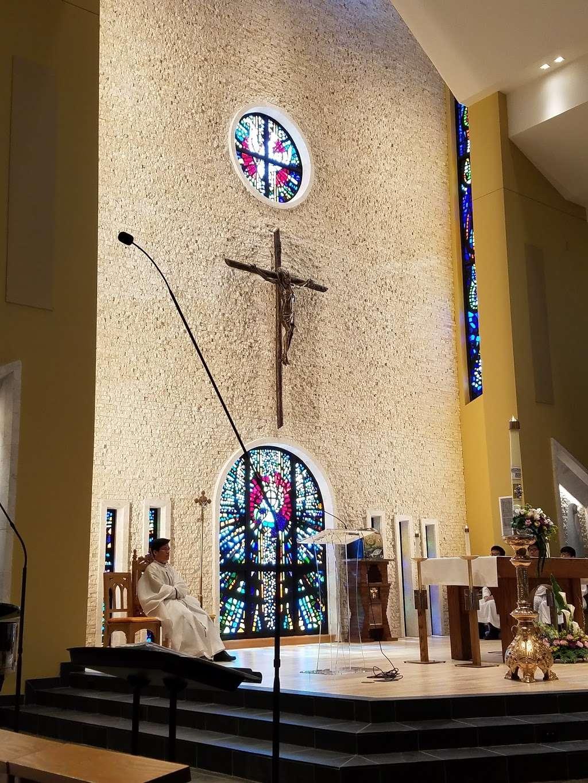 St. Andrew Kim Catholic Church - church    Photo 4 of 10   Address: 2111 Camino Lago, Irving, TX 75039, USA   Phone: (972) 620-9150