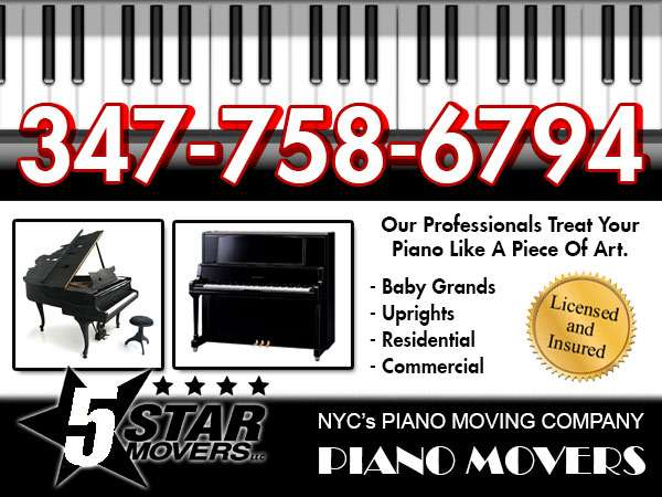 5 Stars Movers - moving company  | Photo 7 of 10 | Address: 347 E 104th St, New York, NY 10029, USA | Phone: (212) 372-7489