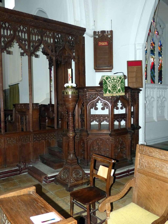 Great Waltham Church - church  | Photo 2 of 10 | Address: Great Waltham, Chelmsford Rd, Chelmsford, Great Waltham, Chelmsford CM3 1AR, UK | Phone: 01245 364081