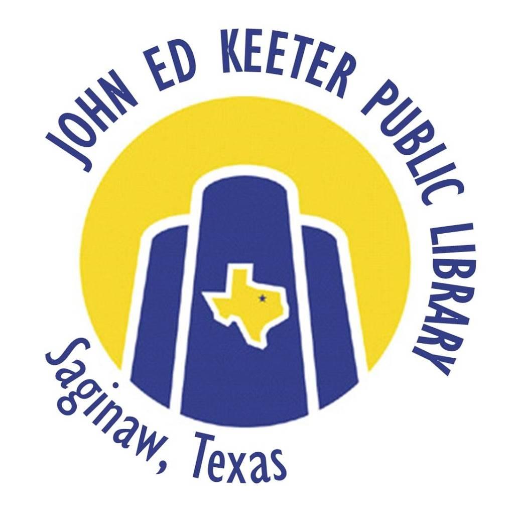 John Ed Keeter Public Library - library  | Photo 8 of 10 | Address: 355 W McLeroy Blvd, Saginaw, TX 76179, USA | Phone: (817) 230-0300