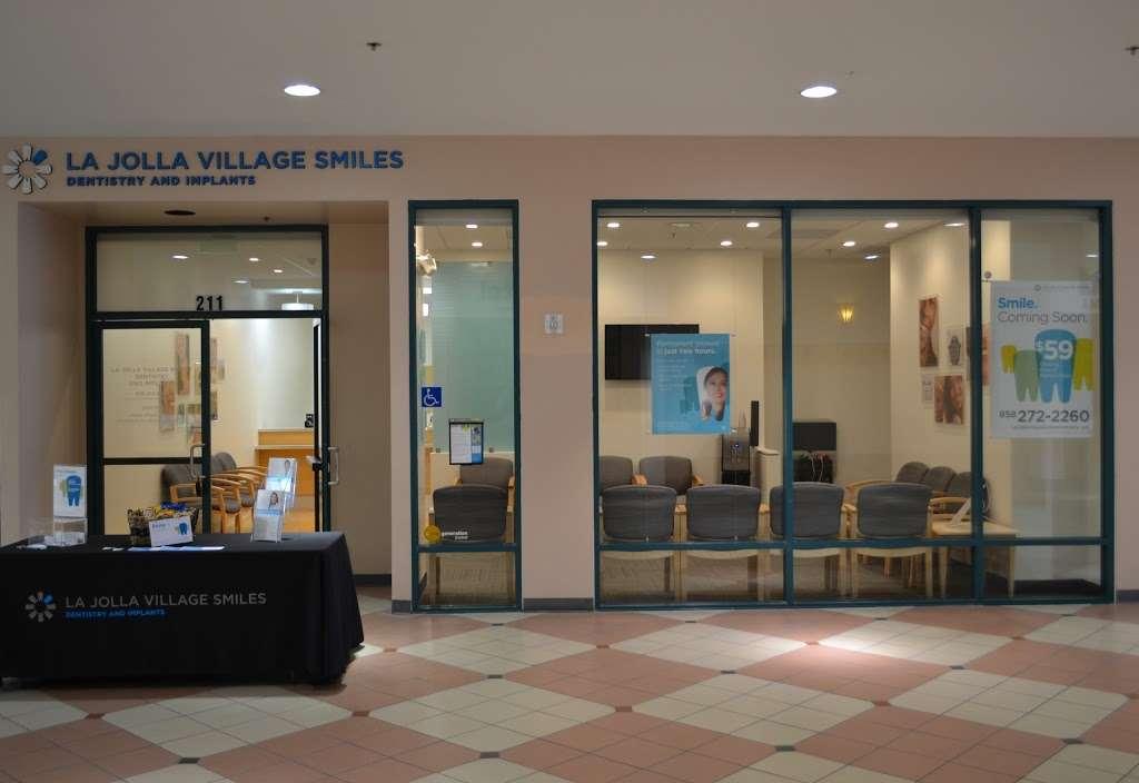 La Jolla Village Smiles Dentistry and Implants - dentist  | Photo 2 of 8 | Address: 8657 Villa La Jolla Dr Ste 211, La Jolla, CA 92037, USA | Phone: (858) 272-2260