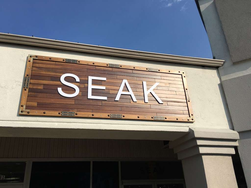 SEAK - restaurant  | Photo 4 of 10 | Address: 725 River Rd Unit #30, Edgewater, NJ 07020, USA | Phone: (201) 402-3400