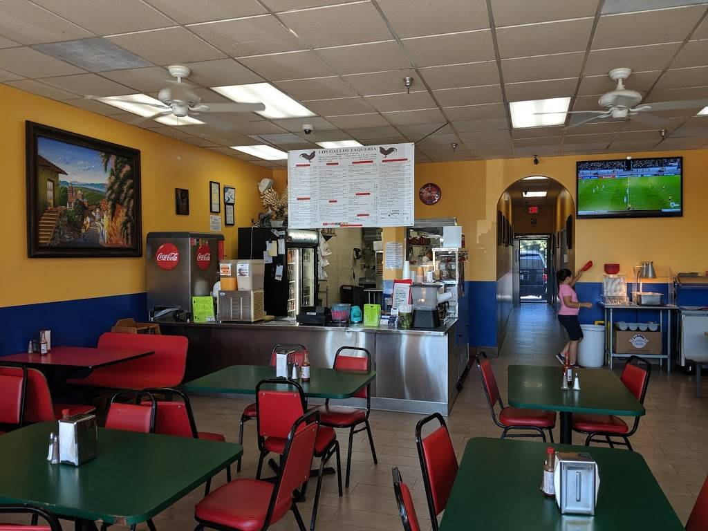 Los Gallos Taqueria - restaurant  | Photo 5 of 8 | Address: 6089 W Figarden Dr, Fresno, CA 93722, USA | Phone: (559) 271-3492
