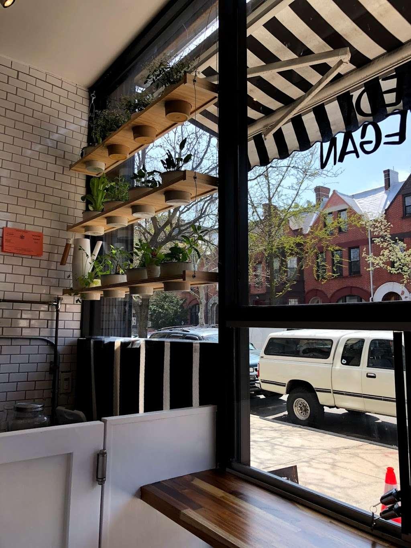 Greedi Vegan - restaurant  | Photo 3 of 10 | Address: Fl STORE, 1031 Bergen St, Brooklyn, NY 11216, USA | Phone: (347) 627-7900