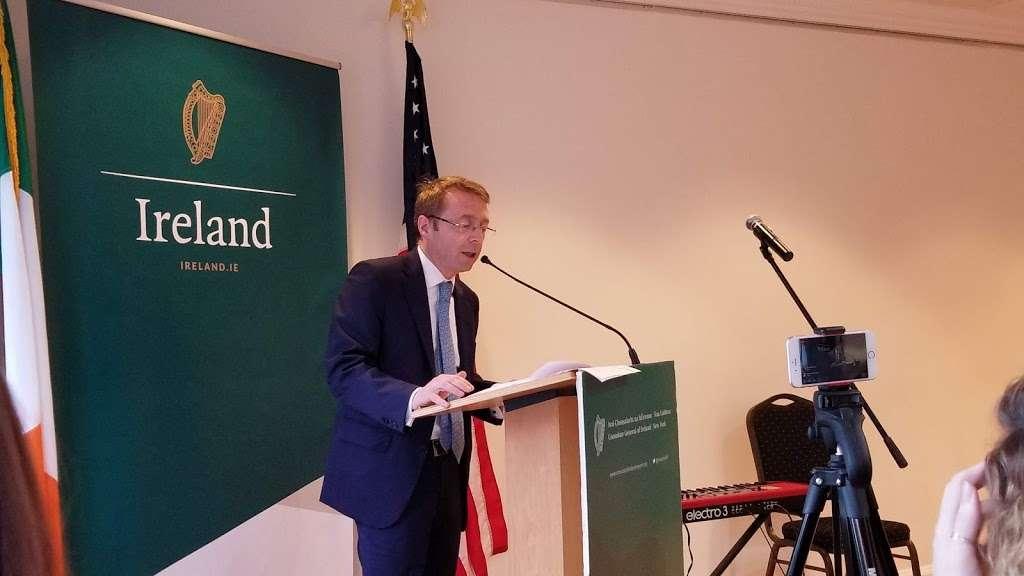 Irish Consulate - embassy  | Photo 3 of 3 | Address: 345 Park Ave, New York, NY 10154, USA