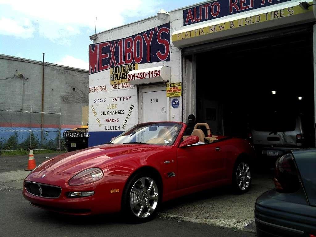 Mex 1 Boys auto repair - car repair  | Photo 10 of 10 | Address: 318 Manhattan Ave, Jersey City, NJ 07307, USA | Phone: (201) 420-1154