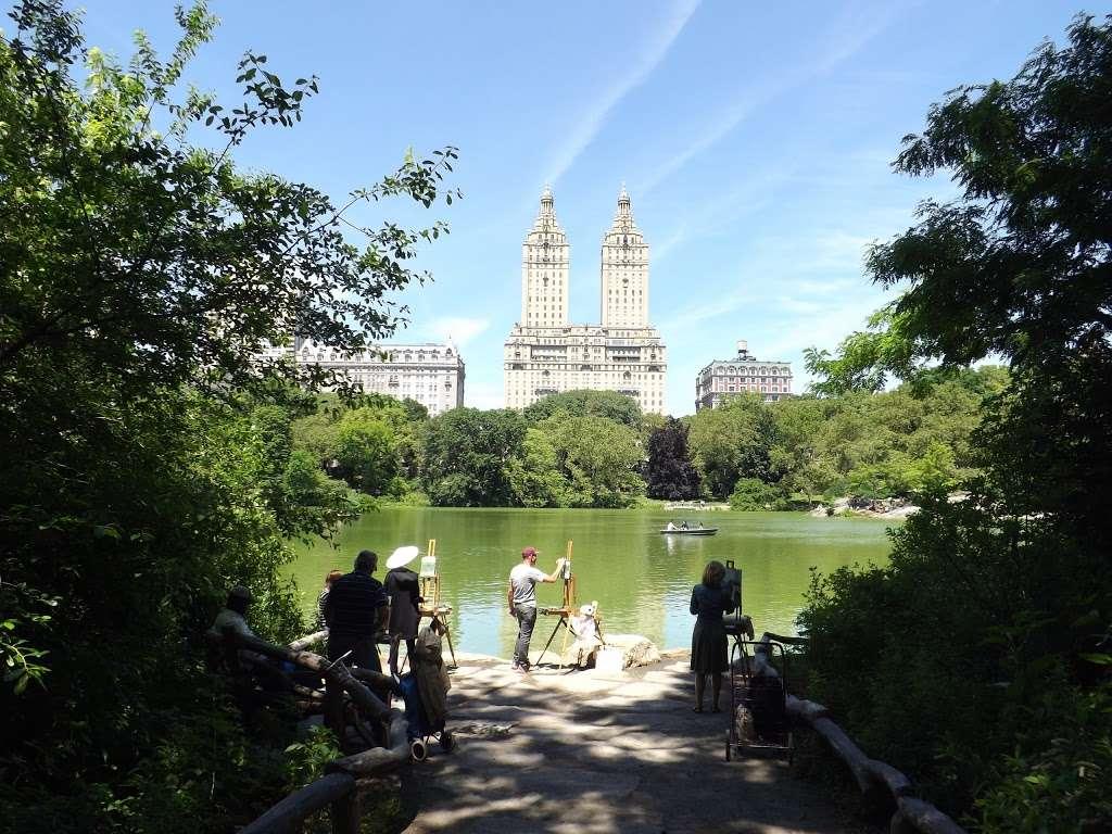 The Lake Viewing Area - park    Photo 8 of 10   Address: New York, NY 10024, USA