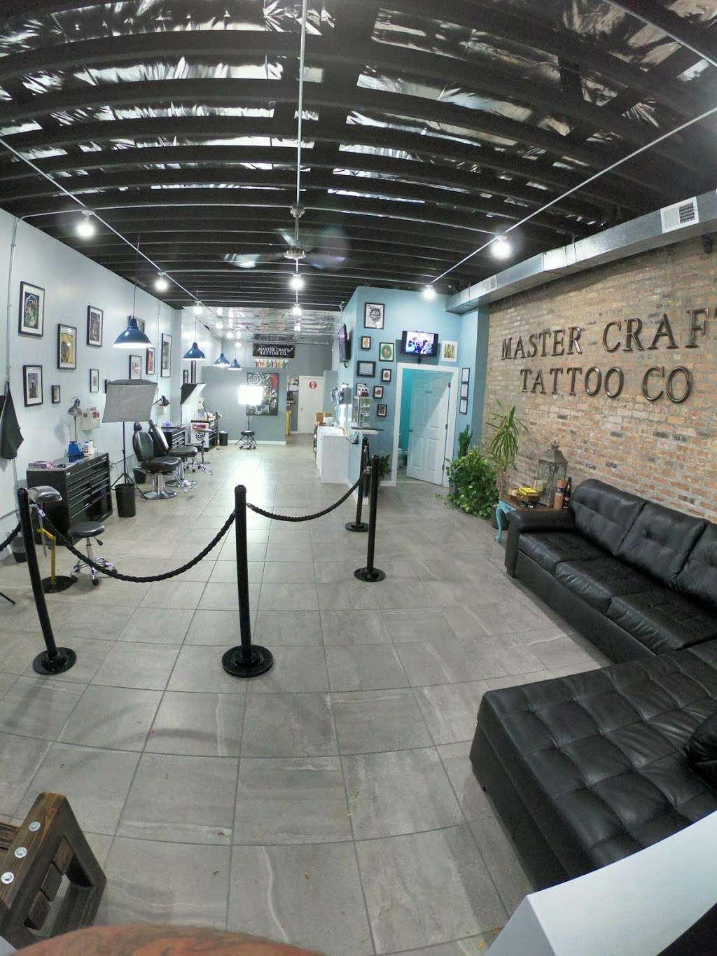 Master Craft Tattoo Co. - store  | Photo 6 of 10 | Address: 1637, 5844 S Archer Ave, Chicago, IL 60638, USA | Phone: (312) 806-4342