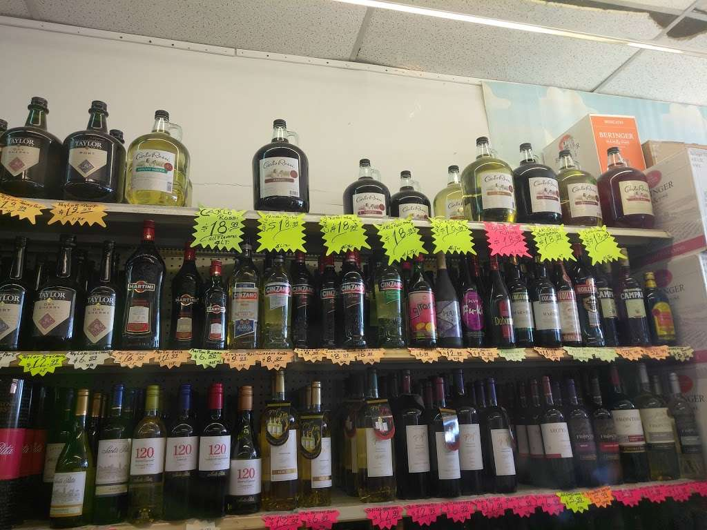Arias Wine & Liquor - store  | Photo 3 of 10 | Address: 1648 Bruckner Blvd, The Bronx, NY 10473, USA | Phone: (718) 292-7863