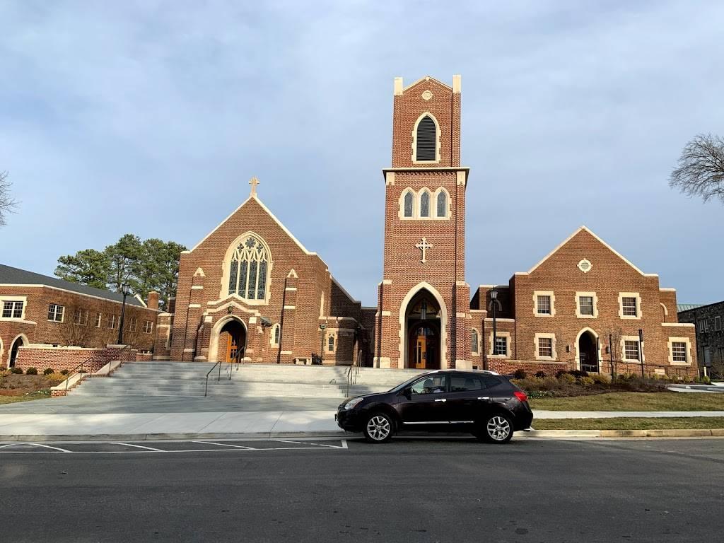 St. Bridget Catholic Church - church  | Photo 2 of 10 | Address: 6006 Three Chopt Rd, Richmond, VA 23226, USA | Phone: (804) 282-9511