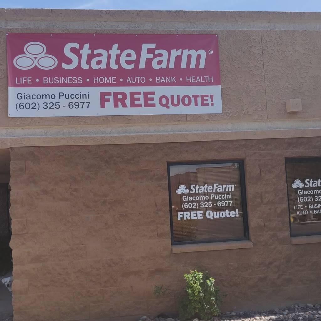 Giacomo Puccini - State Farm Insurance Agent - insurance agency  | Photo 8 of 8 | Address: 5900 N Granite Reef Rd #112, Scottsdale, AZ 85250, USA | Phone: (602) 325-6977