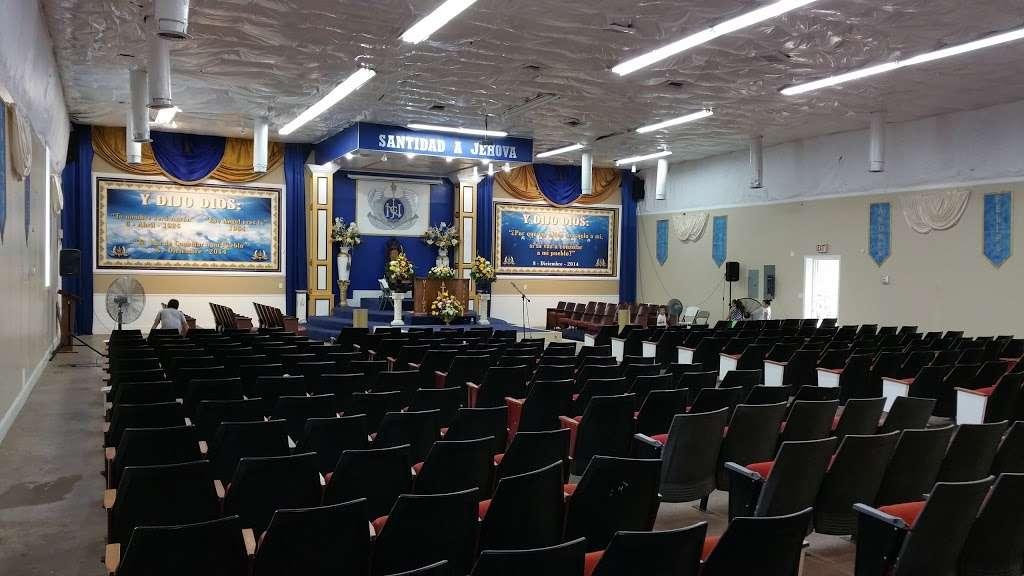Iglesia La Luz Del Mundo - church  | Photo 5 of 10 | Address: 9645 Parkton Rd, Charlotte, NC 28215, USA