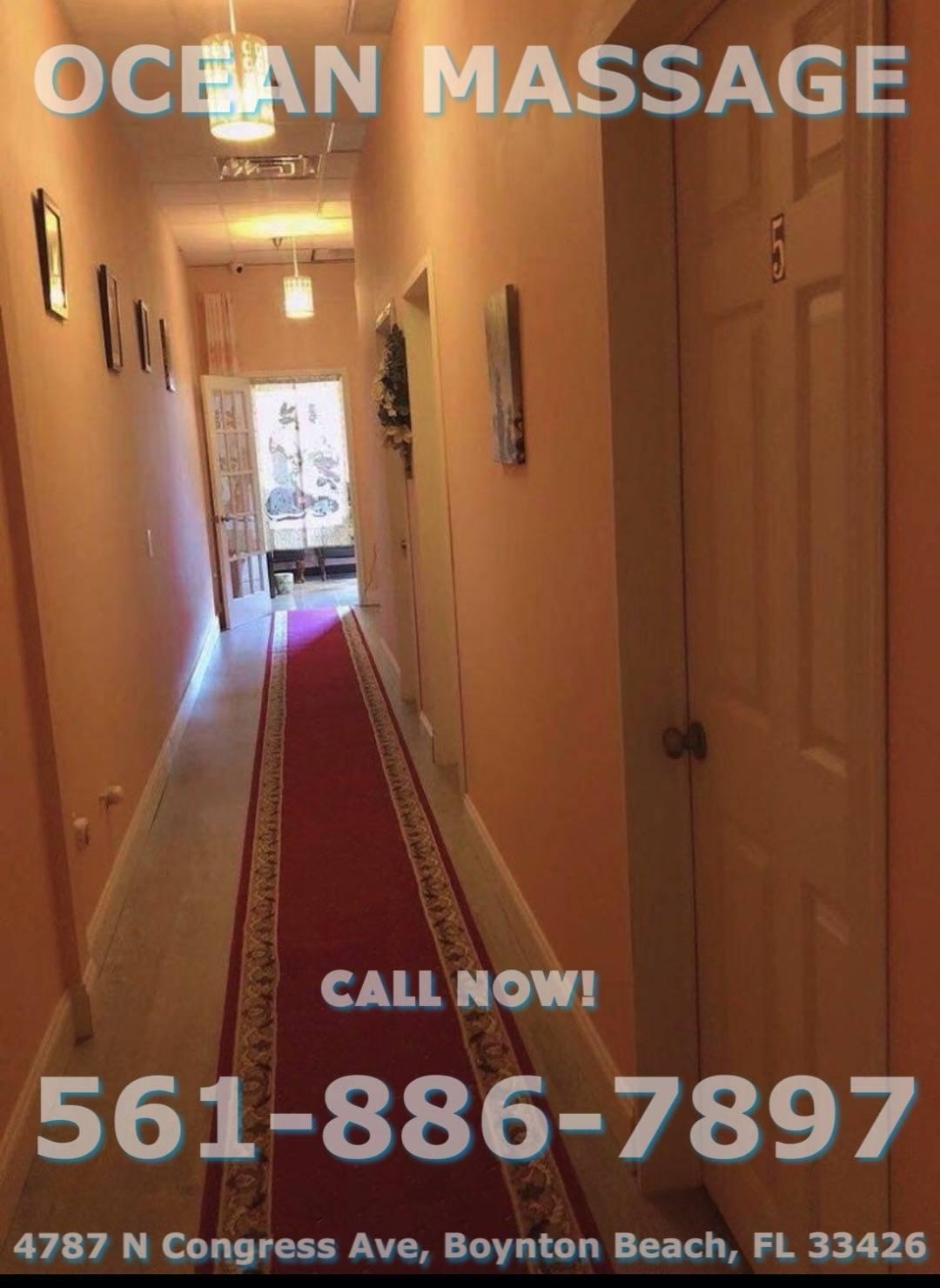 Ocean Massage - spa  | Photo 2 of 4 | Address: 4787 N Congress Ave, Boynton Beach, FL 33426, United States | Phone: (561) 886-7897