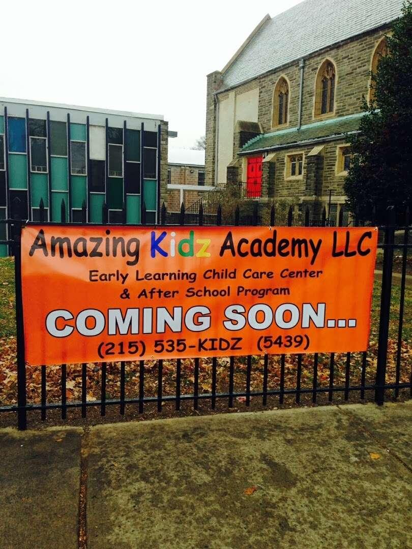 Amazing Kidz Academy LLC - school    Photo 1 of 3   Address: 1267 E Cheltenham Ave, Philadelphia, PA 19124, USA   Phone: (215) 535-5439