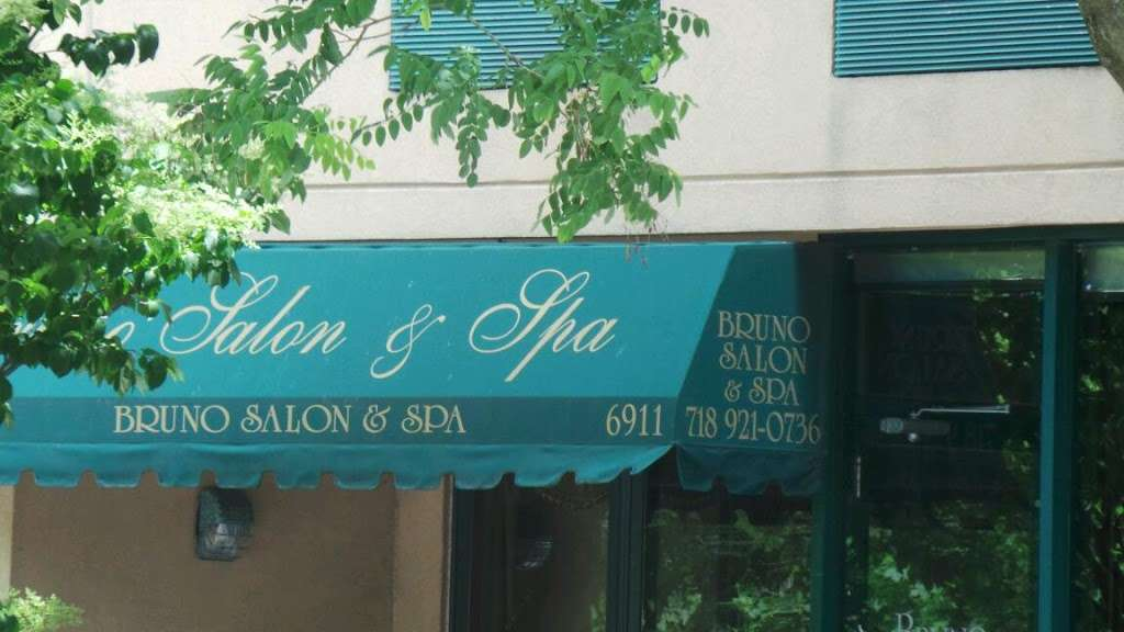 Bruno Salon & Spa - hair care    Photo 2 of 2   Address: 6911 Shore Rd #1, Brooklyn, NY 11209, USA   Phone: (718) 921-0736