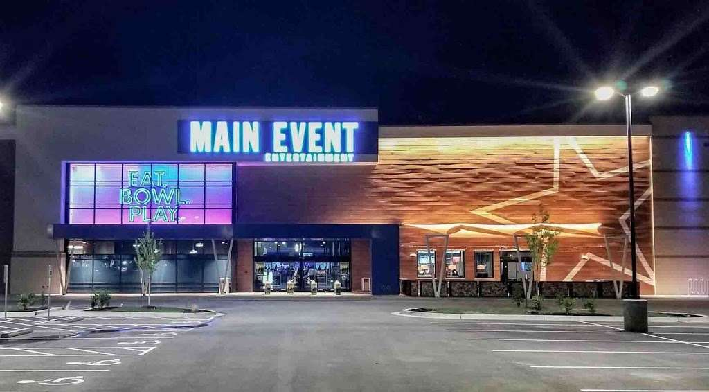 Main Event Entertainment - bowling alley  | Photo 10 of 10 | Address: 8081 NW Roanridge Rd, Kansas City, MO 64151, USA | Phone: (816) 281-2020