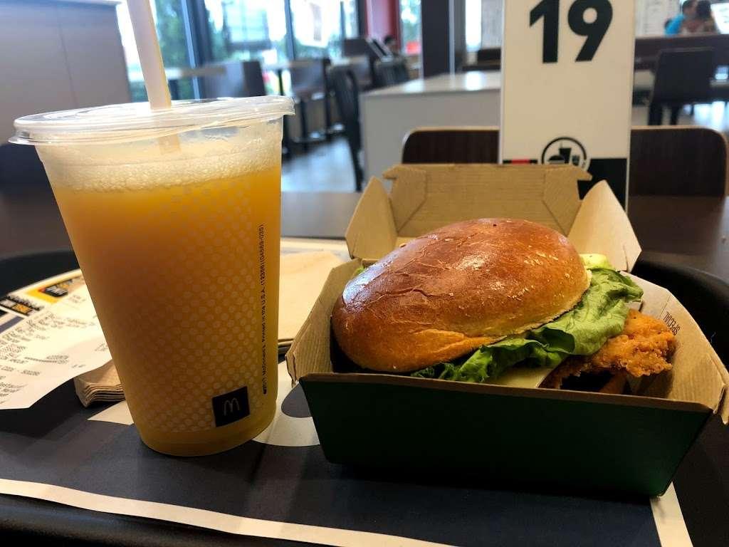 McDonalds - cafe  | Photo 8 of 10 | Address: 428 Grand St, Jersey City, NJ 07302, USA | Phone: (201) 433-0055