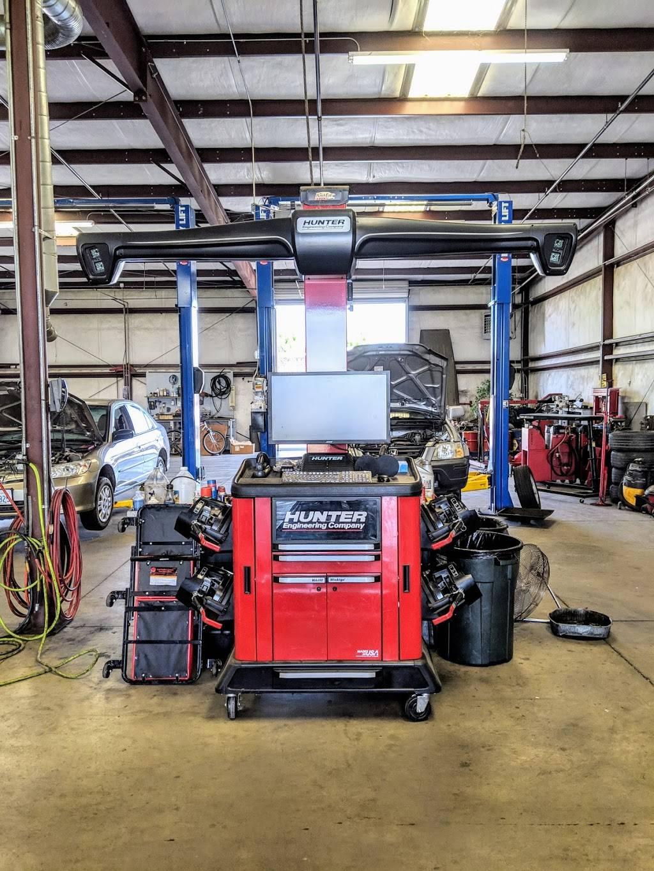 Sunnyside Auto Repair Inc. - car repair    Photo 3 of 7   Address: 5977 E Clinton Ave, Fresno, CA 93727, USA   Phone: (559) 292-1986