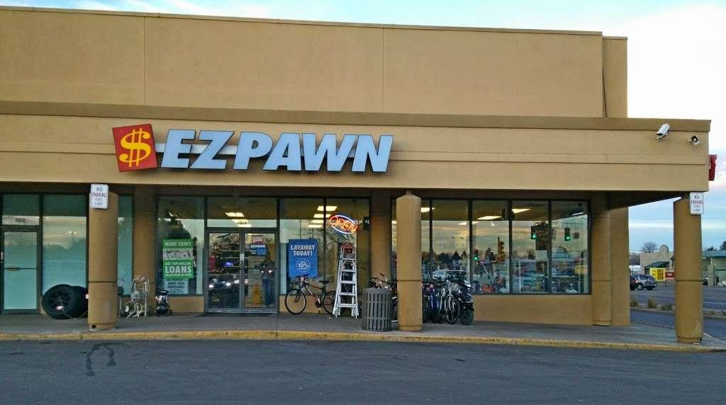 EZPAWN - store  | Photo 2 of 8 | Address: 797 Peoria St Ste. E & F, Aurora, CO 80011, USA | Phone: (303) 367-5559