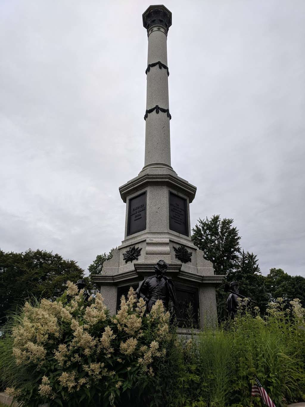 Monument To 148,000 Soldiers - park  | Photo 3 of 7 | Address: Brooklyn, NY 11218, USA