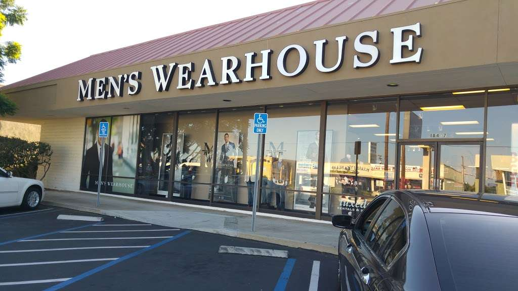 Mens Wearhouse - clothing store  | Photo 1 of 10 | Address: 18407 Hawthorne Blvd, Torrance, CA 90504, USA | Phone: (310) 370-9788