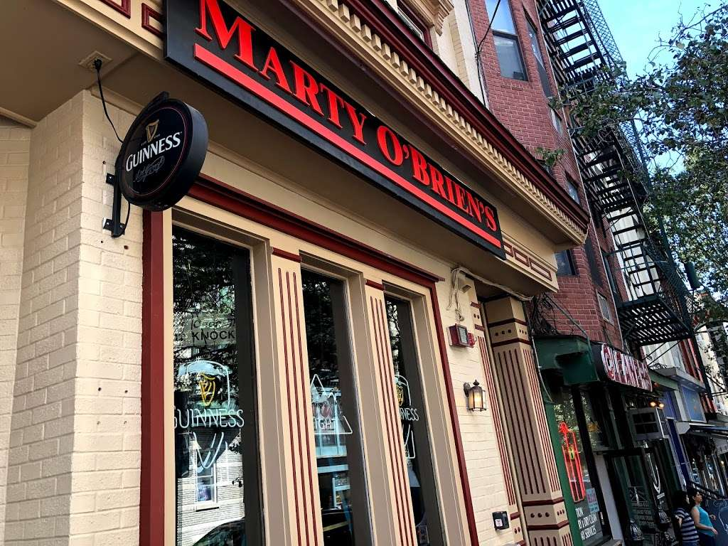 Marty OBriens - restaurant  | Photo 3 of 10 | Address: 94 Bloomfield St, Hoboken, NJ 07030, USA | Phone: (201) 420-9222