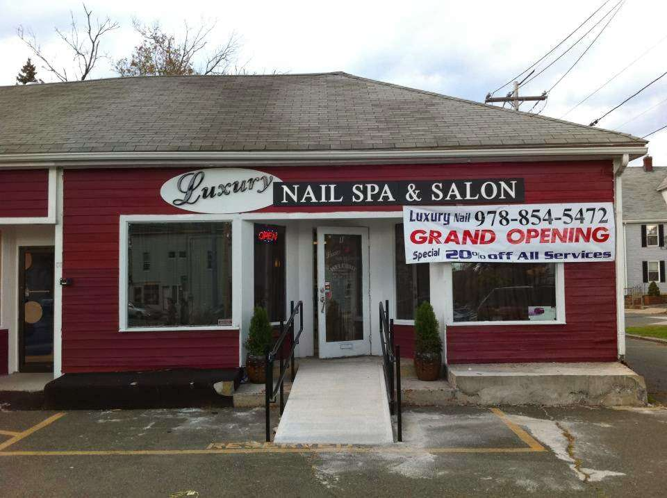 Luxury Nail Spa & Salon - hair care  | Photo 2 of 9 | Address: 1 Andover St, Peabody, MA 01960, USA | Phone: (978) 854-5472