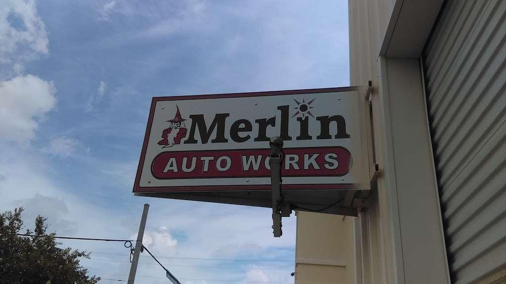 Merlin Automotive - car repair  | Photo 4 of 10 | Address: 216 FM78, Schertz, TX 78154, USA | Phone: (210) 945-8993
