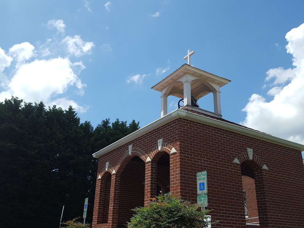 Rockwell United Methodist Church - church  | Photo 1 of 3 | Address: 430 E Main St, Rockwell, NC 28138, USA | Phone: (704) 279-3235