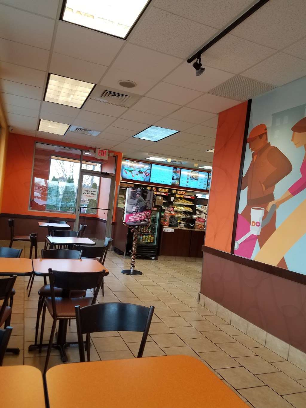 Dunkin Donuts - cafe    Photo 5 of 10   Address: 421 N Broadway, Pennsville, NJ 08070, USA   Phone: (856) 299-2035