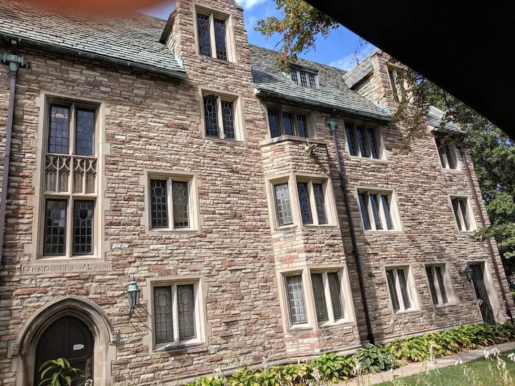 Concordia Seminary - university  | Photo 4 of 8 | Address: 801 Seminary Pl, St. Louis, MO 63105, USA | Phone: (314) 505-7000