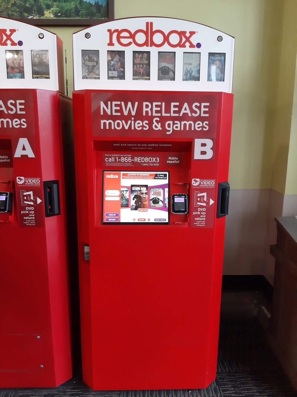 Redbox - movie rental  | Photo 2 of 2 | Address: 22855 NE Park Ln, Wood Village, OR 97060, USA | Phone: (866) 733-2693