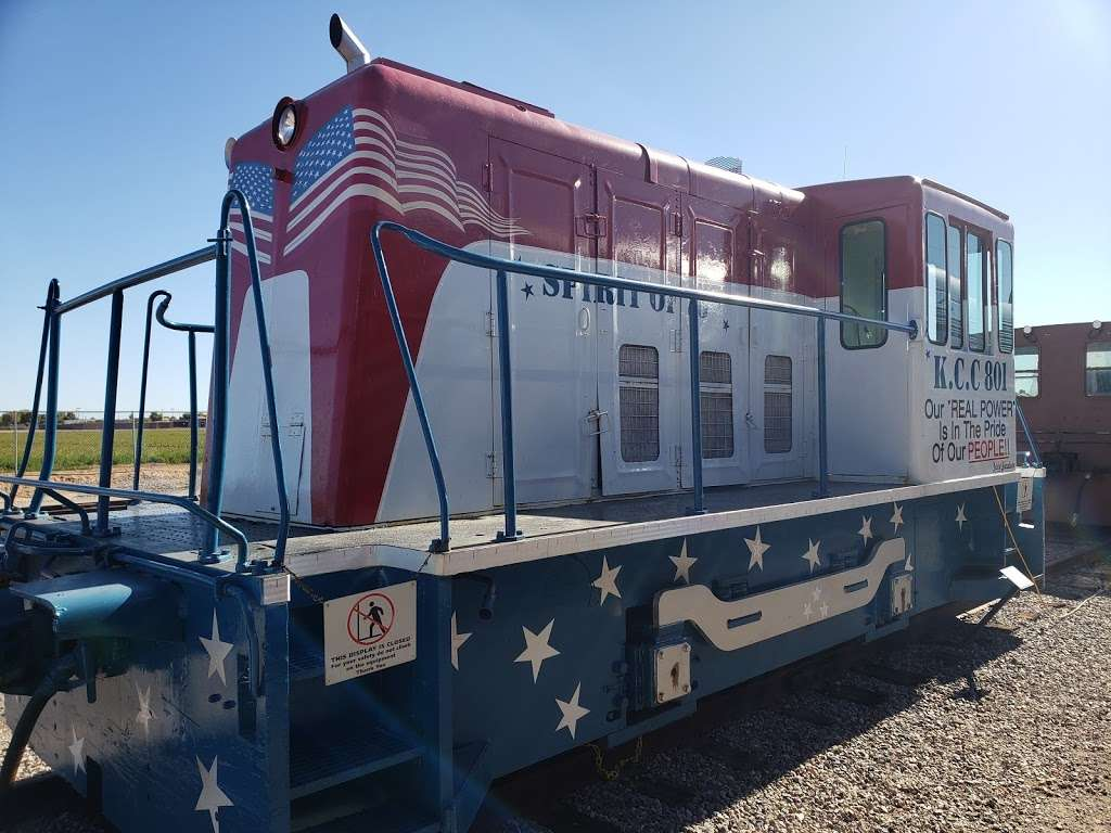 Arizona Railway Museum - museum  | Photo 8 of 10 | Address: 330 E Ryan Rd, Chandler, AZ 85286, USA | Phone: (480) 821-1108