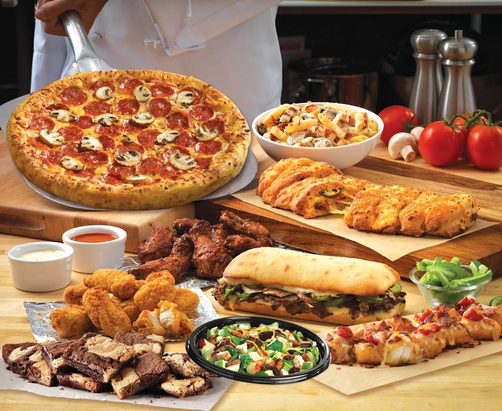 Dominos Pizza - meal delivery  | Photo 1 of 10 | Address: 175 South Southwest Parkway, Ste 8, Lewisville, TX 75067, USA | Phone: (972) 436-3577
