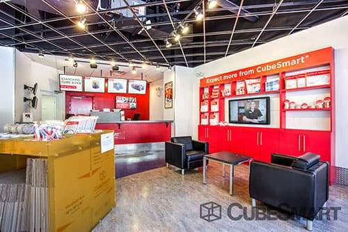 CubeSmart Self Storage - moving company    Photo 8 of 10   Address: 1220 Broadway, Brooklyn, NY 11221, USA   Phone: (718) 574-2194
