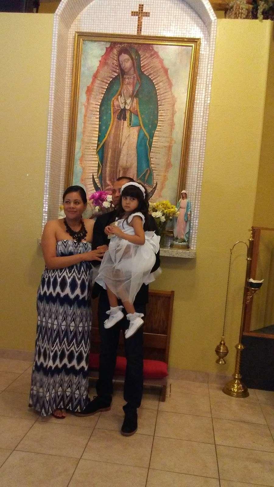 Saint Williams Catholic Church - church    Photo 8 of 9   Address: 11025 W 3rd St, Cashion, AZ 85329, USA   Phone: (623) 936-6115