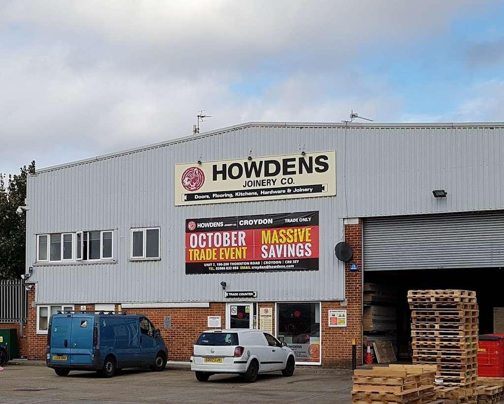Howdens Joinery - Croydon - hardware store  | Photo 2 of 7 | Address: Unit 7, 190-200 Thornton Rd, Croydon CR0 3EY, UK | Phone: 020 8683 2056
