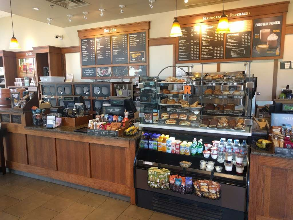 Peets Coffee - cafe    Photo 8 of 10   Address: 23700 El Toro Rd Suite B, Lake Forest, CA 92630, USA   Phone: (949) 420-3500