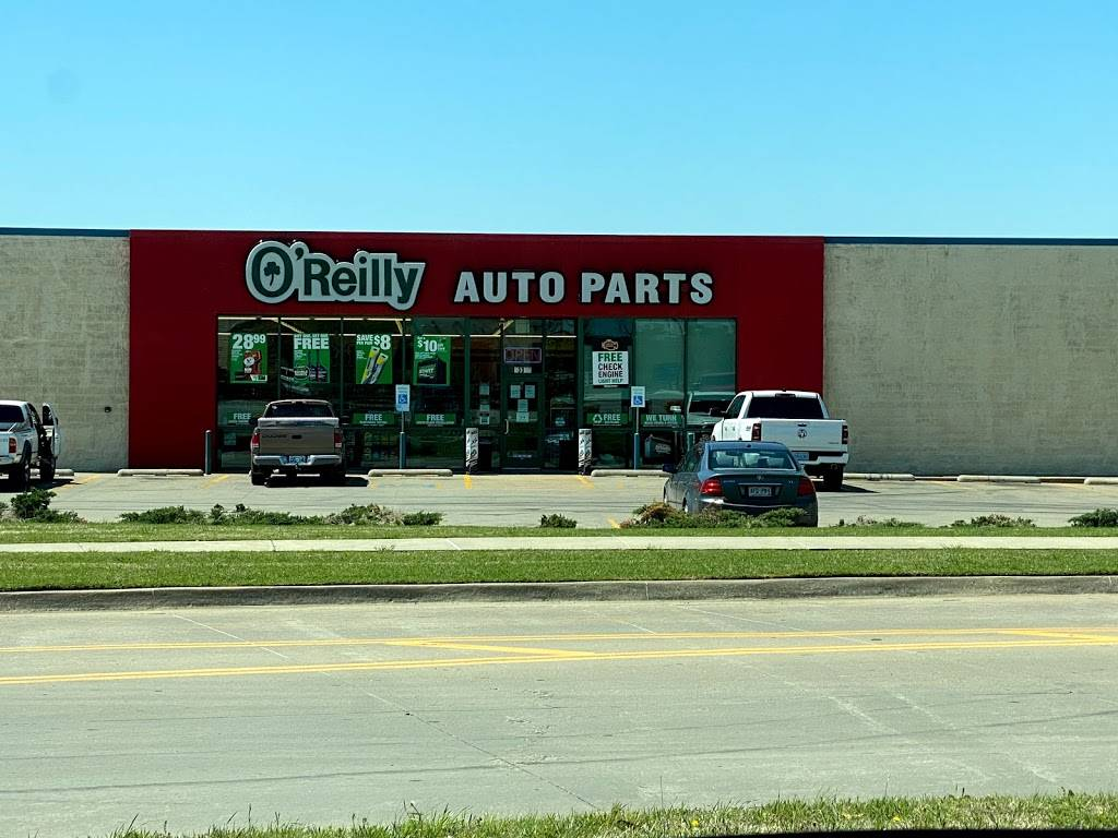 OReilly Auto Parts - electronics store  | Photo 3 of 9 | Address: 13318 E 116th St N, Owasso, OK 74055, USA | Phone: (918) 371-3745