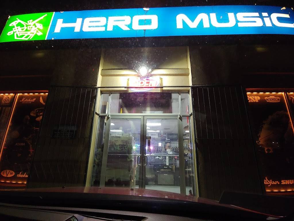 Hero Music - electronics store  | Photo 1 of 10 | Address: 6430 Gateway Blvd E suite b, El Paso, TX 79905, USA | Phone: (915) 594-4999