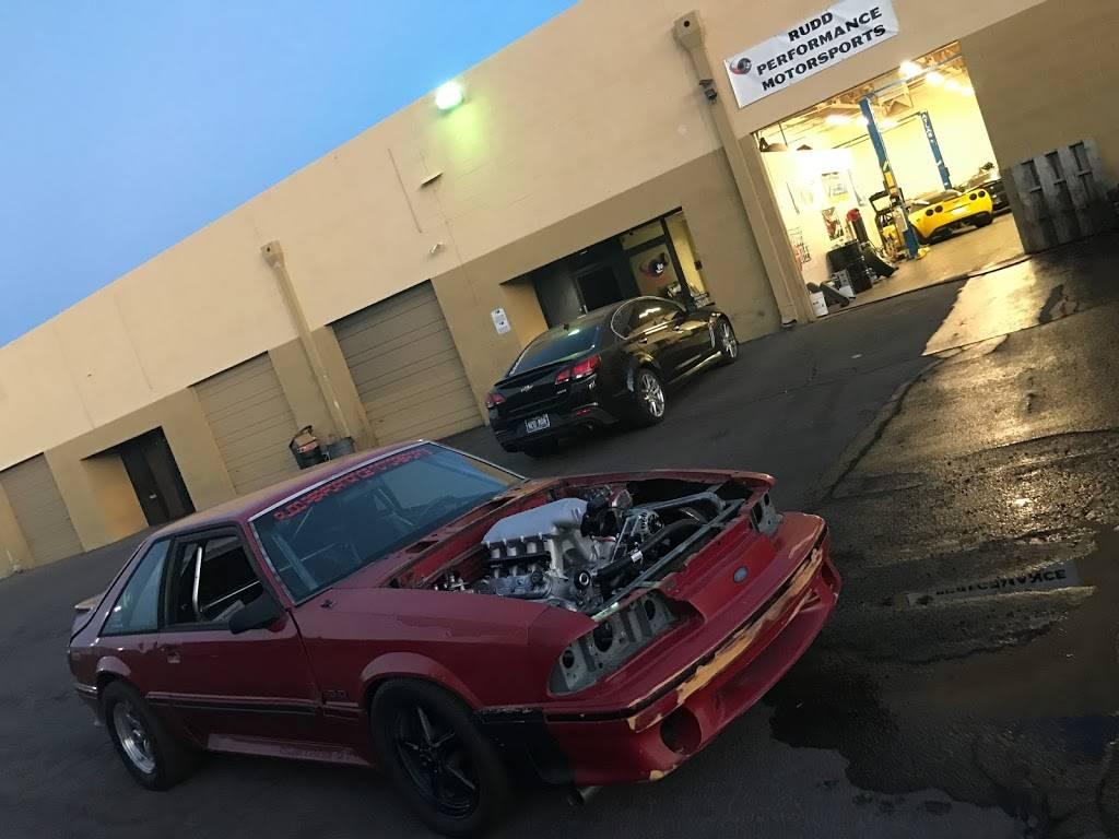 Rudd Performance Motorsports - car repair  | Photo 8 of 9 | Address: 250 W Guadalupe Rd Ste 7, Tempe, AZ 85283, USA | Phone: (480) 496-8800