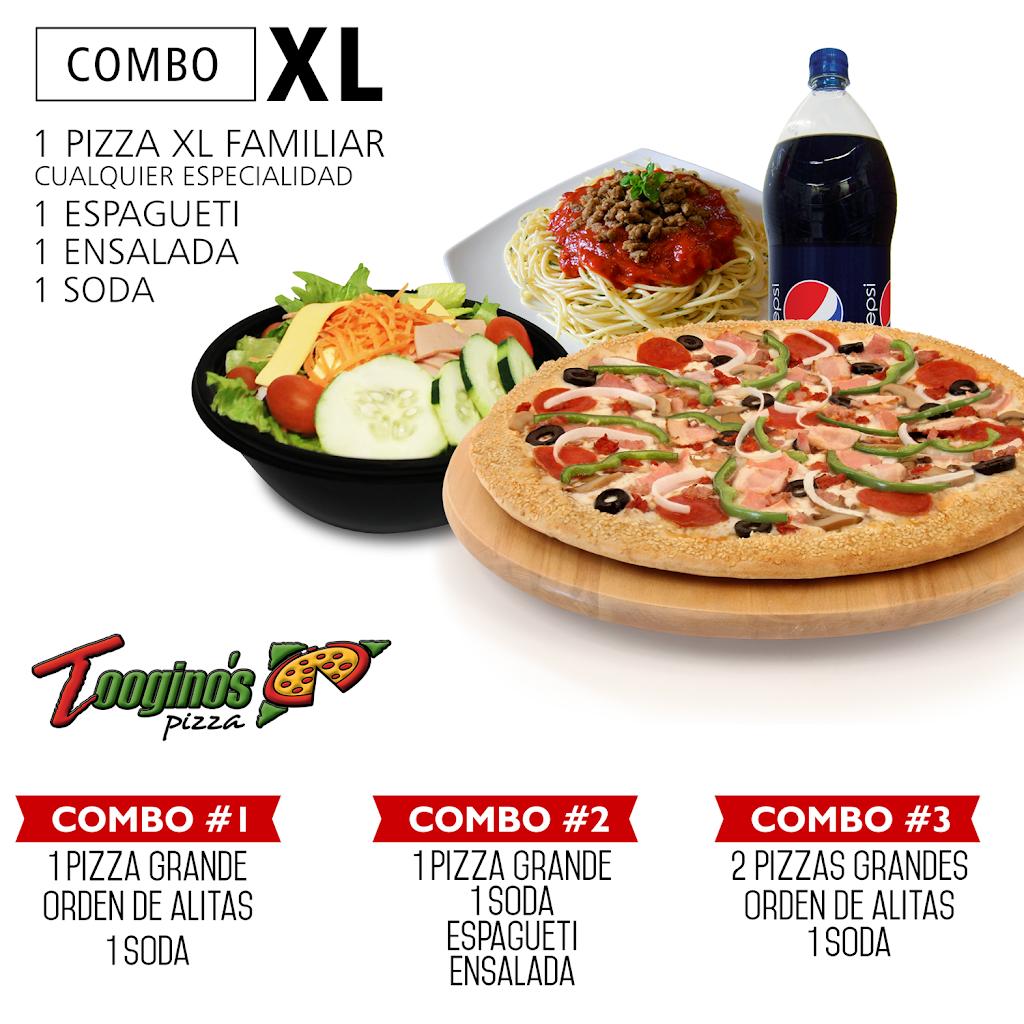 Tooginos Pizza - Villa del Prado - meal delivery  | Photo 5 of 7 | Address: Calle Abeto s/n, Fracc. Urbi Villa 2da. Secc., 22101 Tijuana, B.C., Mexico | Phone: 664 979 8989