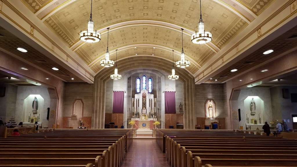 St Josephs Church - church    Photo 8 of 10   Address: 500 Woodlawn Ave, Collingdale, PA 19023, USA   Phone: (610) 583-4530